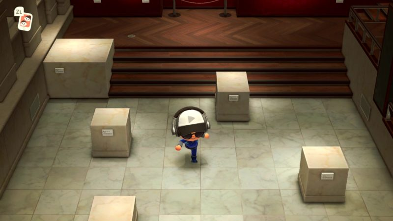 how to build art gallery in museum - animal crossing new horizons