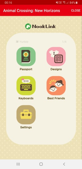 how to find qr code scanner for animal crossing