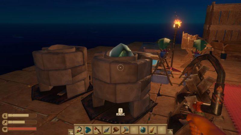 how to make ingot - raft