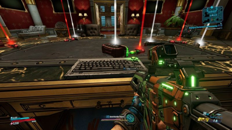 how to solve puzzle in library in villa ultraviolet - revenge of the cartels