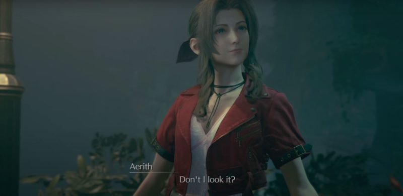 how to unlock aerith resolution ff7 remake