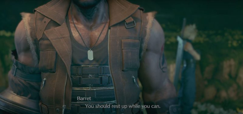 how to unlock barret resolution