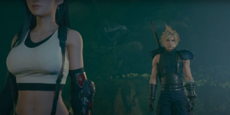 how to unlock tifa resolution ff7 remake