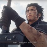 is zack alive in ff7 remake sequel