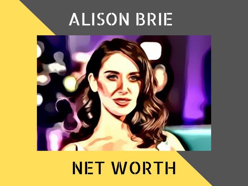 Alison Brie Net Worth