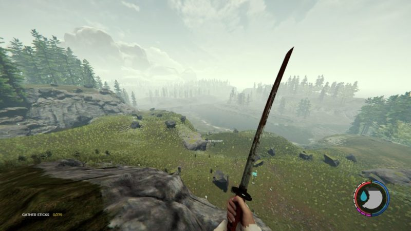 How To Find The Katana (Location) - The Forest Guide