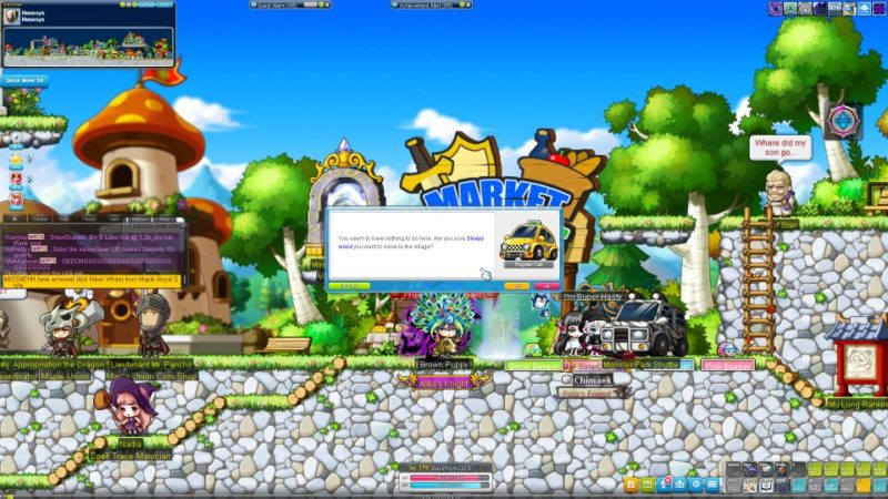 how to teleport anywhere without cash item - maplestory