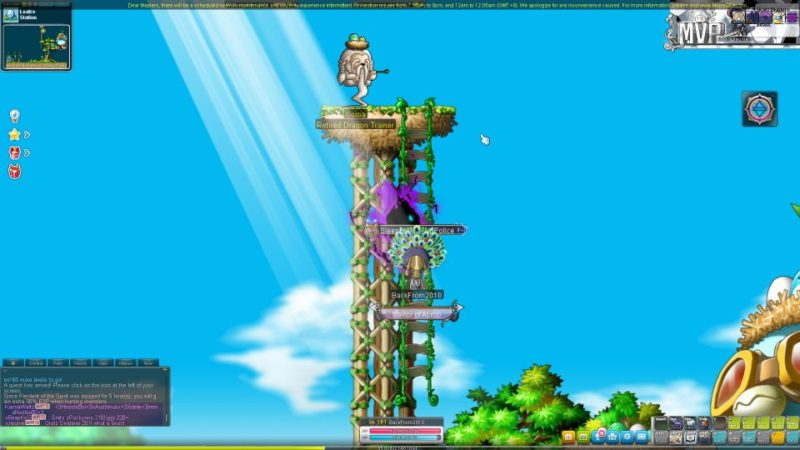 maplestory gate to the future - how to go