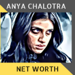 Anya Chalotra Net Worth,