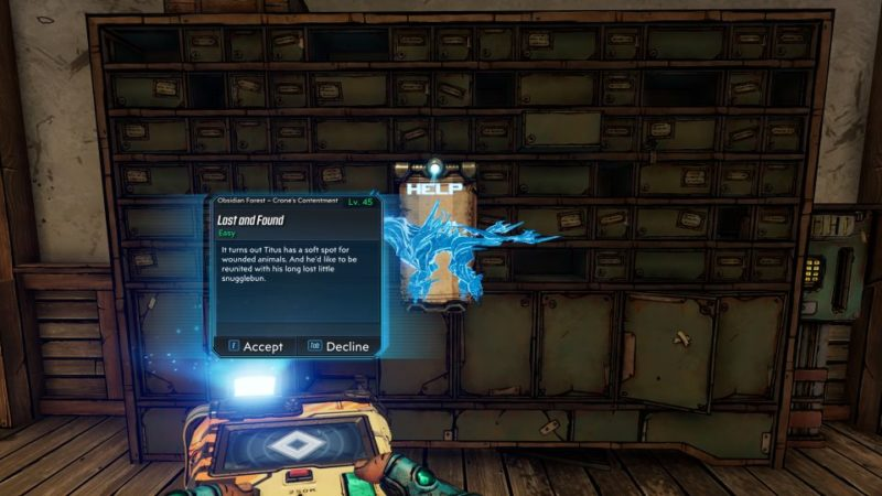 borderlands 3 - lost and found guide