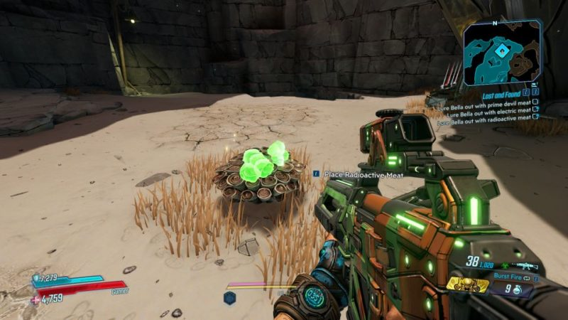 borderlands 3 - lost and found tips