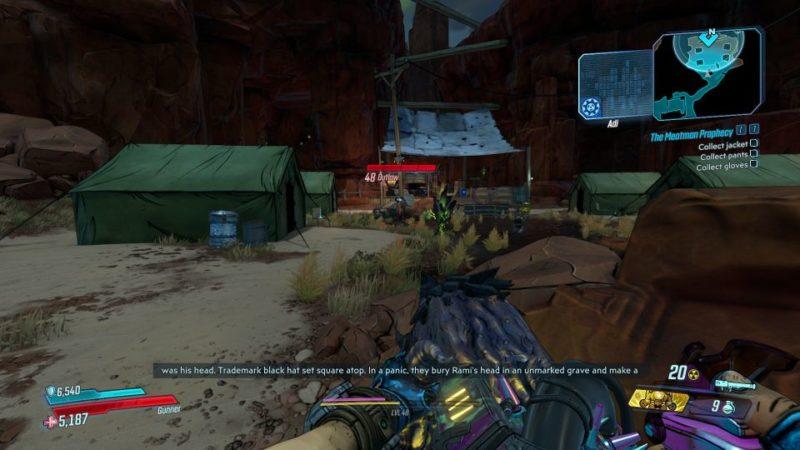 borderlands 3 - the meatman prophecy mission guide