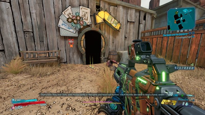 borderlands 3 - the quick and the quickerer guide