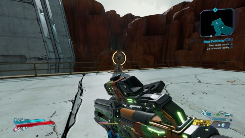 borderlands 3 - where it all started wiki