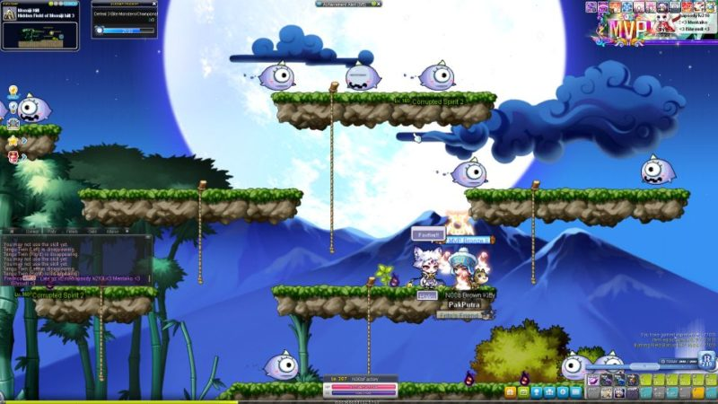 how to get kanna ring - maplestory