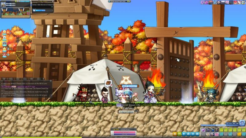 how to get kanna treasure - maplestory
