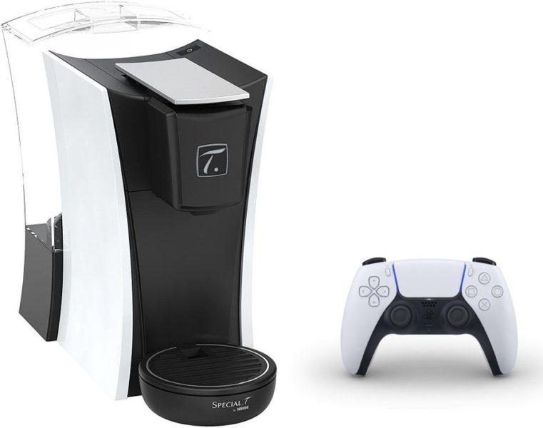 playstation 5 coffee machine meme