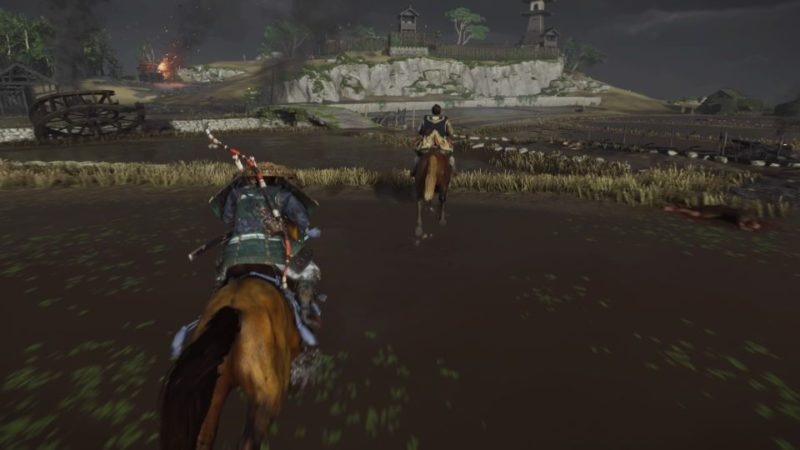 ghost of tsushima - a new horizon wiki