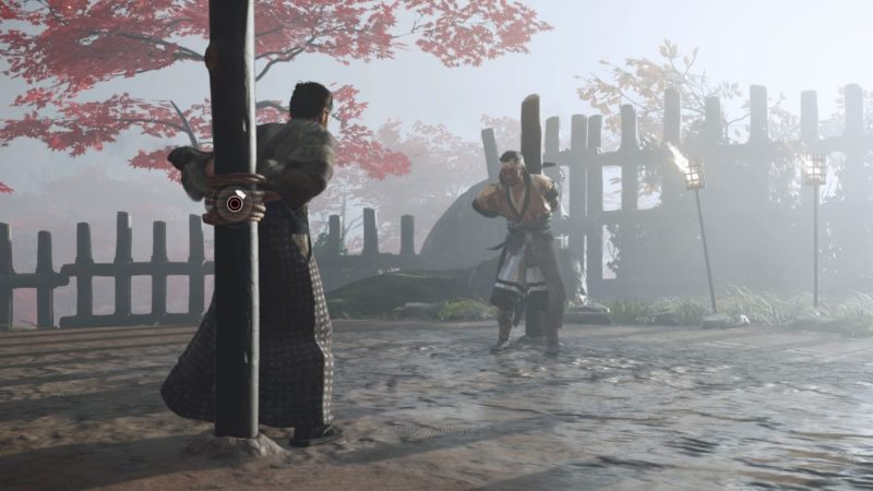 ghost of tsushima - a reckoning in blood tips