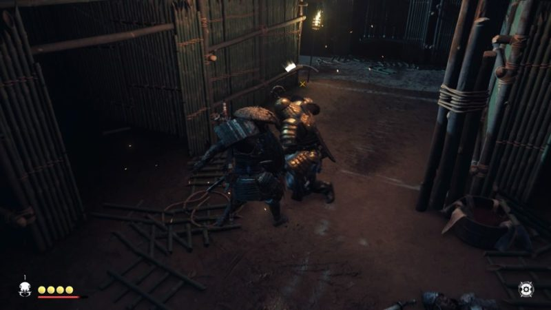 ghost of tsushima - destroy the logging camp tips and guide