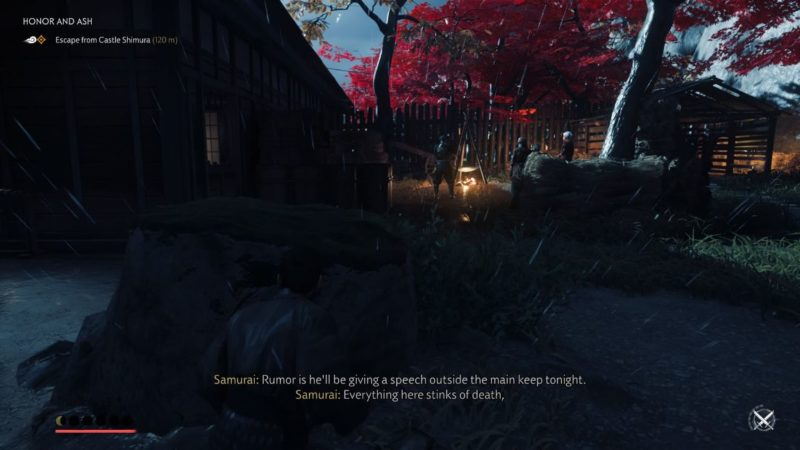 ghost of tsushima - honor and ash guide