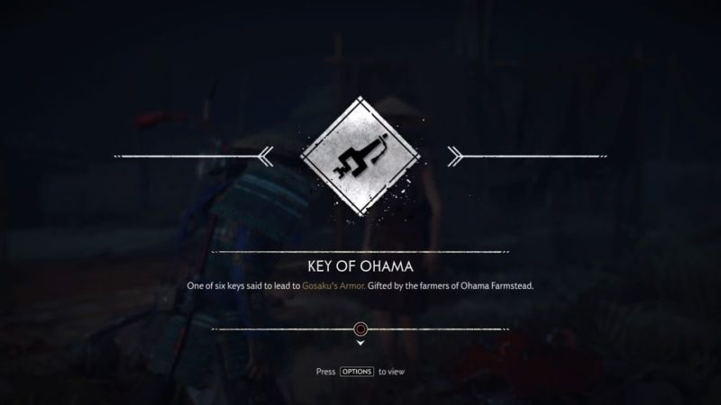ghost of tsushima - ohama fishing village tips