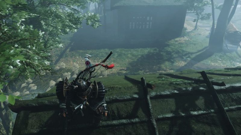 ghost of tsushima - okada farmstead tips