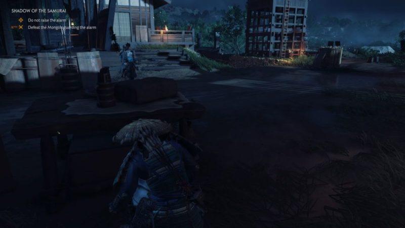 ghost of tsushima - shadow of the samurai - save shimura