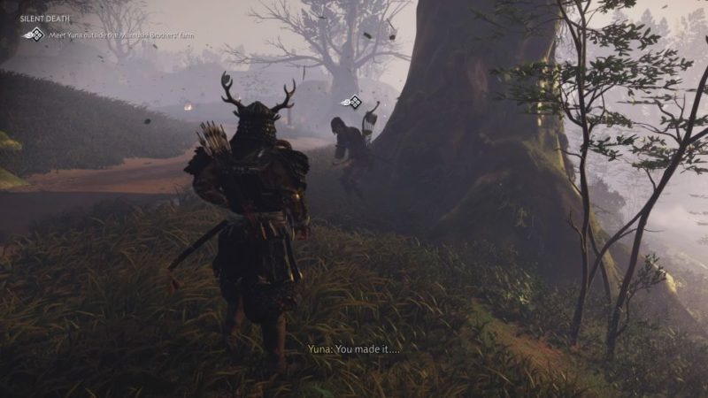 ghost of tsushima - silent death guide