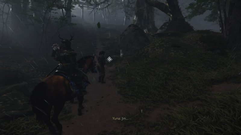 ghost of tsushima - the black wolf guide