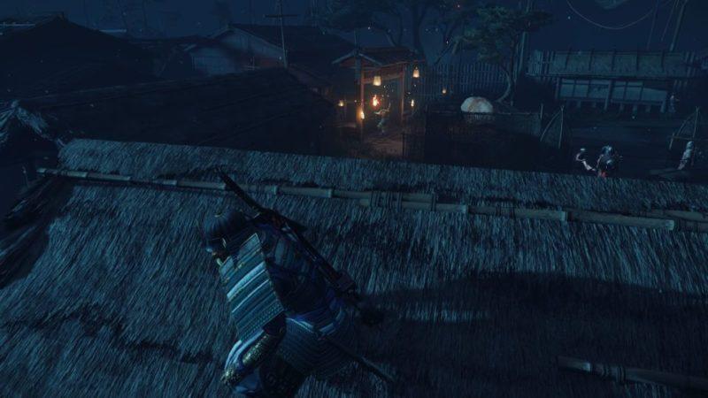 ghost of tsushima - the broken blacksmith walkthrough