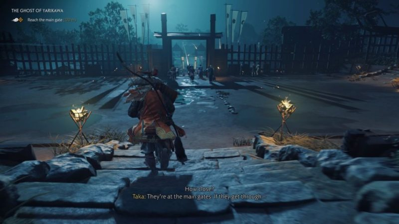 ghost of tsushima - the ghost of yarikawa quest guide