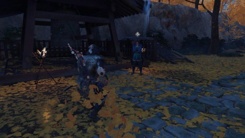 ghost of tsushima - the headman guide