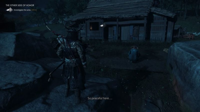 ghost of tsushima - the other side of honor guide
