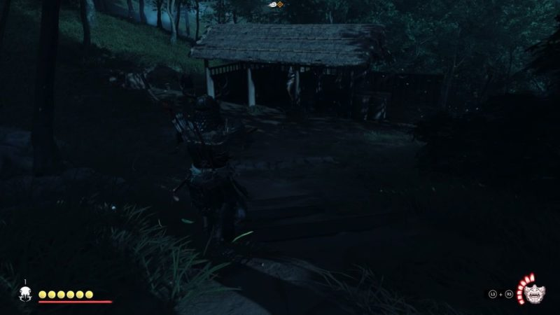 ghost of tsushima - the other side of honor quest guide