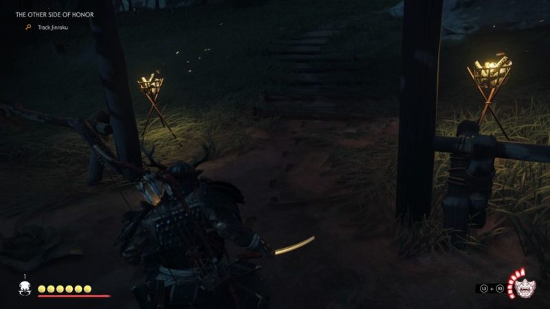 ghost of tsushima - the other side of honor wiki