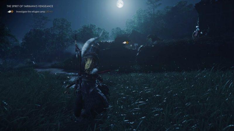 ghost of tsushima - the spirit of yarikawa's vengeance mission