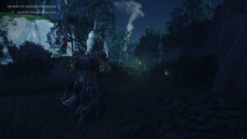 ghost of tsushima - the spirit of yarikawa's vengeance quest