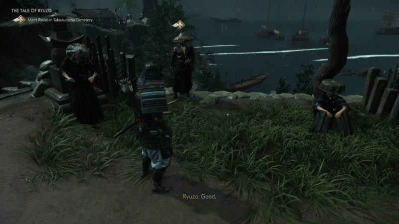 ghost of tsushima - the tale of ryuzo guide