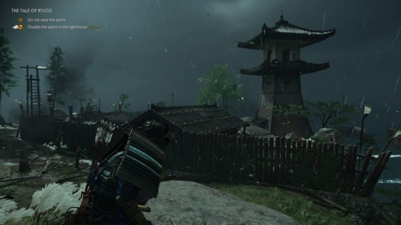 ghost of tsushima - the tale of ryuzo quest guide