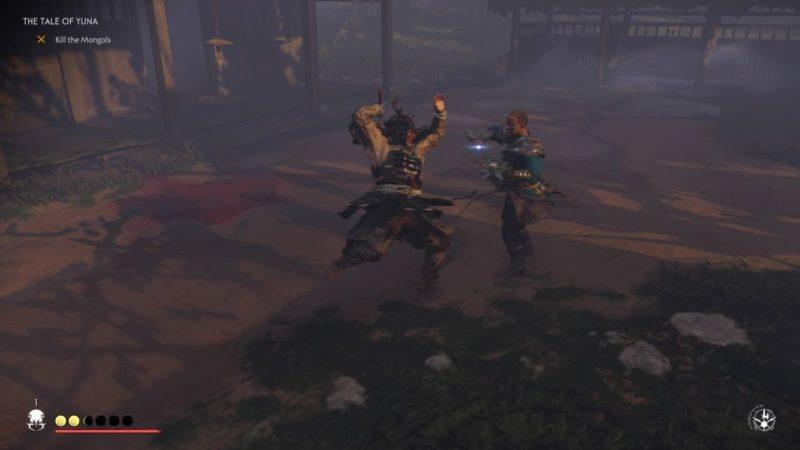 ghost of tsushima - the tale of yuna walkthrough