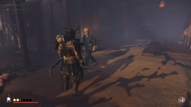 ghost of tsushima - the tale of yuna wiki