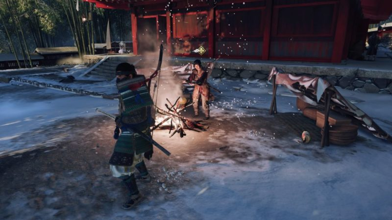 ghost of tsushima - wolves at the gates guide