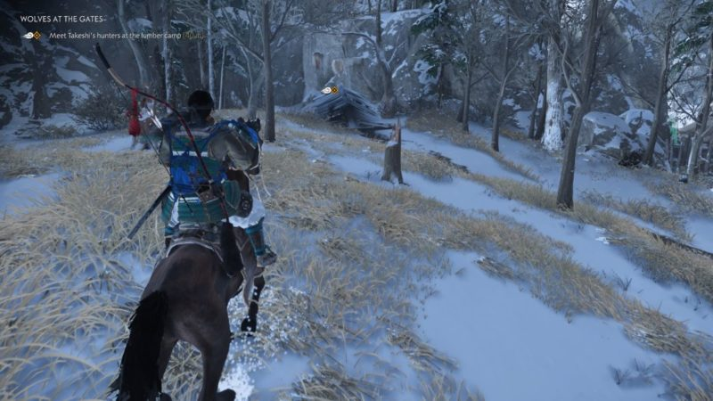 ghost of tsushima - wolves at the gates wiki
