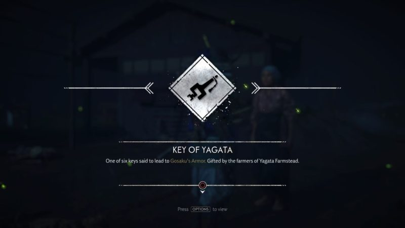 ghost of tsushima - yagata farmstead walkthrough