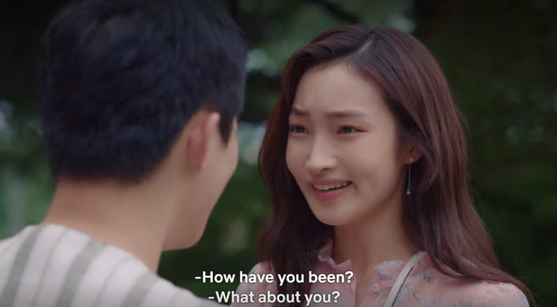 couple reunion - its okay to not be ok episode 16