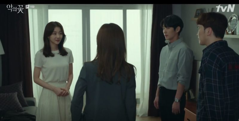 flower of evil episode 9