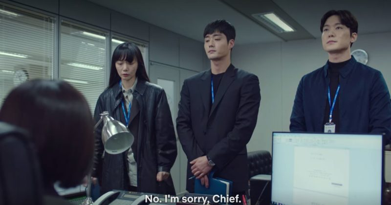 forest of secrets s2e1 bae doona