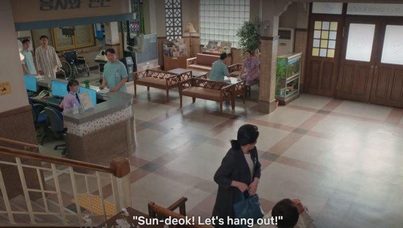 sun deok ok jin