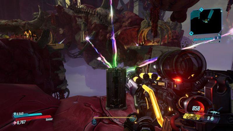 bl3 - crimson castle - signal to noise tips